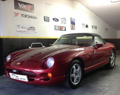 1997 TVR Chimaera 4.0 V8 275BHP Low mileage only 19k/Two owners/Full TVR history