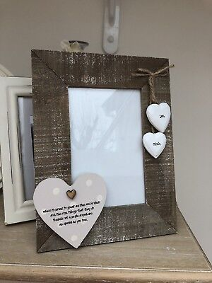 Auntie and Uncle Photo Frame Gift 6X4 5X7 8X6 10X8 QUICK DISPATCH