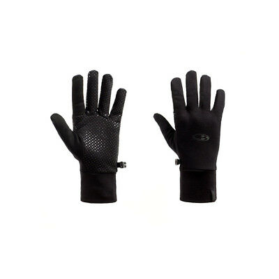 icebreaker - Sierra Gloves Adult - black - Wollhandschuhe - Touchscreen