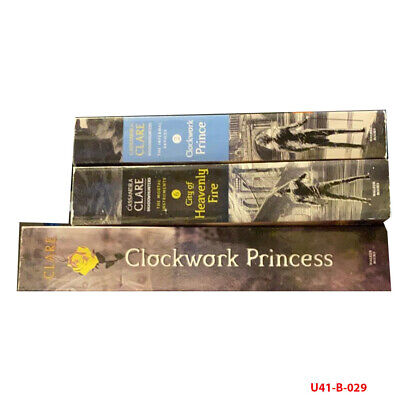 Cassandra clare the dark artifices series collection 3 books set Paperback NEW