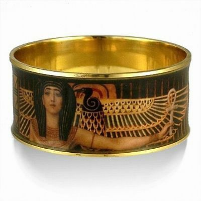 Egyptian Cleopatra Bangle Bracelet - Museum Store Collection
