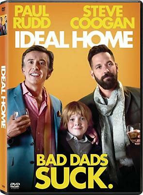 """ideal Home"" Dvd  2018 Free Shipping Factory Sealed Ships"