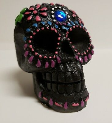 Sugar Skull Day Of The Dead Decoration NEW