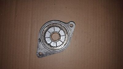Honda S600 S600 S800 S 800  STARTER MOTOR START END GEAR AND HOUSING