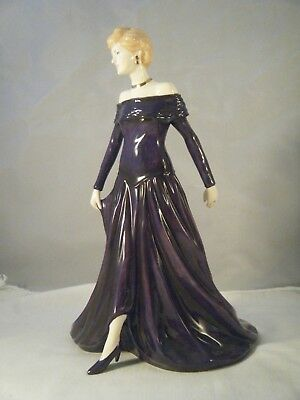 "Royal Doulton ""diana Princess Of Wales"" Figurine Limited Edition - Mint!"