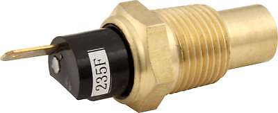 QUICKCAR RACING PRODUCTS 235 Degrees Electric Temperature Sender P/N 61-740
