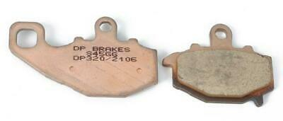 DP Brakes DP320 Standard Sintered Metal Brake Pads