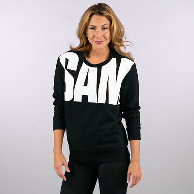 Sam Edelman Women's Peek-A-Boo Back Sweatshirt