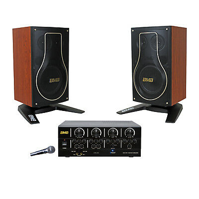 BMB Home Karaoke Speakers with Bluetooth Connectivity (Recently reduced)