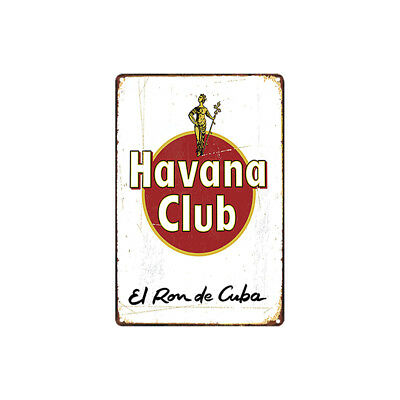 JAZZ CLUB HAVANA 1964   LARGE METAL TIN SIGN POSTER VINTAGE STYLE