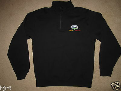 Pittsburgh Steelers Super Bowl Black Pullover Sweatshirt Small SM