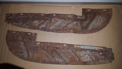 Honda S600 S600 S800 S 800  SKID PLATE METAL CHASSIS