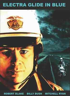 Electra Glide in Blue - 1973 Comedy Drama On Demand DVD