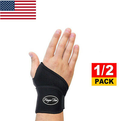 Carpal Tunnel Wrist Support Brace Hand Splint Steel Bone Arthritis Sprain Pain