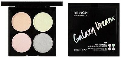 (1) New - Revlon Photoready Galaxy Dream 003 Holographic Highlighting Palette
