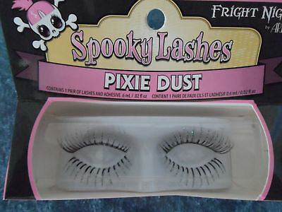 "2fb2c2888f8 new Fright Night Spooky Lashes By Ardell ""Pixie Dust"" adult glitter sparkle"