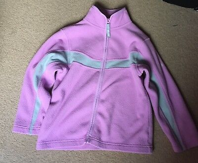 Girls, View From, Lilac, Fleece. Age 7-8 Years