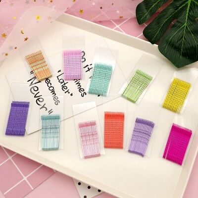 Women Girl Colorful Hairpin Hair Pin Hair Bobby Pin Clip Barrette Folder Jewelry