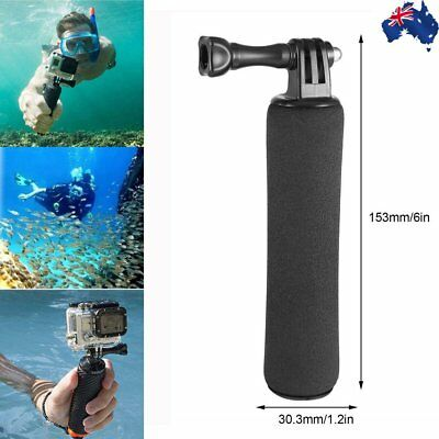 Portable Handheld Floating Handle Grip Mini Tripod Monopod Mount for GoPro GU