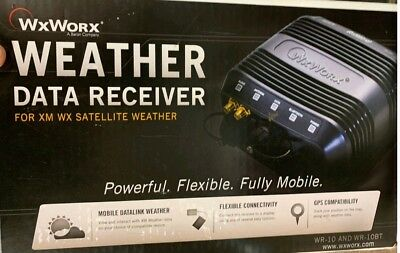 Wxworx Weather  Data Receiver wr-10 and wr-10BT