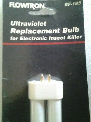 Flowtron BF-195 Replacement Bulb for BK-7 Model New for Insect Zapper