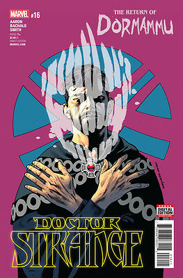 Doctor Strange #16 (1St Print - (Marvel Comics) Boarded. Free Uk P+P!