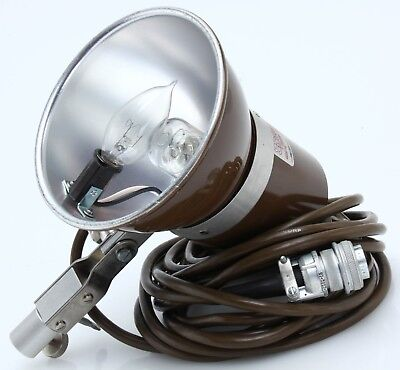 Speedotron MW3R Studio Flash Strobe Head Brown Line works 373745