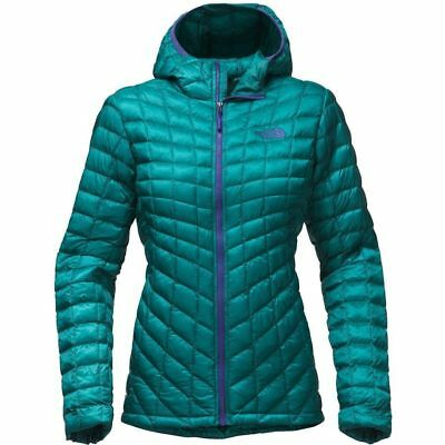 The North Face Thermoball Hoodie Women's size S $220 Harbor Blue