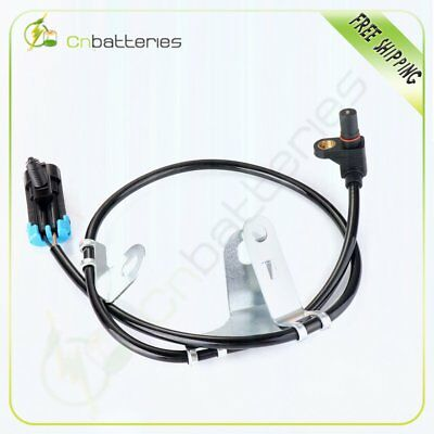 New ABS Wheel Speed Sensor Front Left For Cadillac Chevrolet GMC Pickup Truck