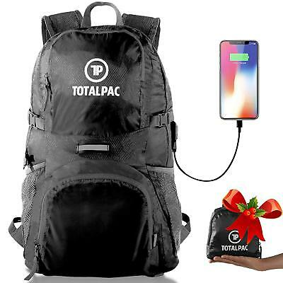 {$25} Totalpac Lightweight 35L Foldable Backpack for Hiking and Travel - Nylon