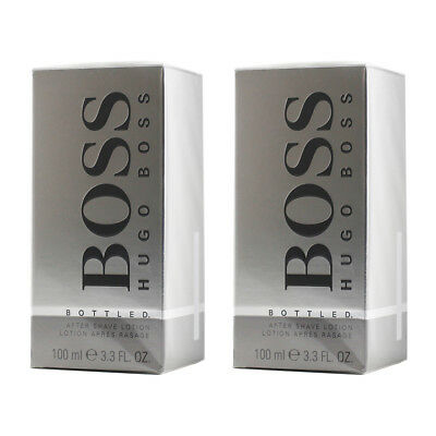 Hugo Boss Bottled - Aftershave 100ml - 2x