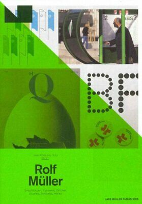 A5/07: Rolf Muller: Stories, Systems, Marks by Jens Muller 9783037784143