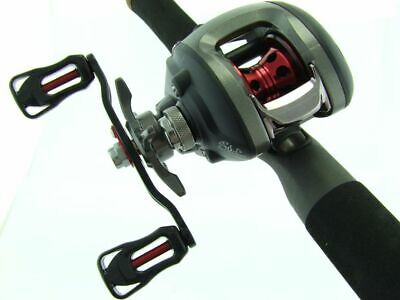 SARATOGA BARRA 6'0 12kg Baitcaster Fishing Rod and Reel Combo Baitcast Left Hand