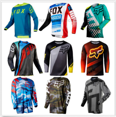 New Jersey Shirt Men's Motocross/MX/ATV/BMX/MTB2019