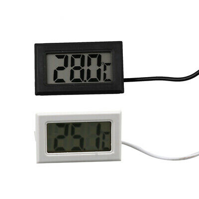 Digital Thermometer With Probe / Electronic Thermometer / Sensor / Bathtub