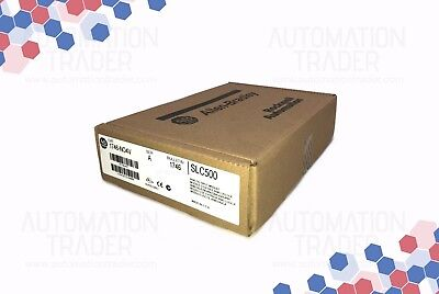 Allen Bradley 1746-NO4V NEW WARRANTY automation trader
