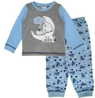 Baby Boys Tatty Teddy Pjs Babies Me To You Pyjamas Cute Nightwear Gift Size