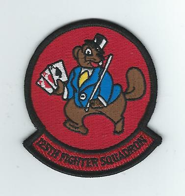 125th FIGHTER SQUADRON 2018 (THE LATEST) patch