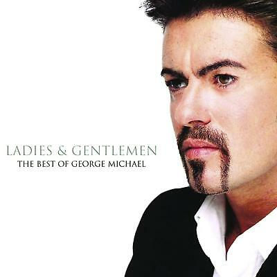 George Michael ‎– Ladies & Gentlemen: The Best Of (2CD)  NEW/SEALED  SPEEDYPOST