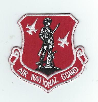 125th FIGHTER SQUADRON ANG MINUTEMAN WITH F-16's (THE LATEST) patch
