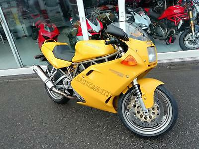 Ducati 750Ss, Amazing Low Mileage Example In Stunning Original Condition!