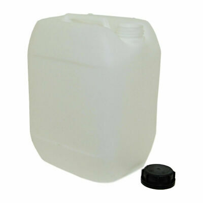 10l Plastic Jerry Can Water Carrier 10 Yellowstone Litre Jerry