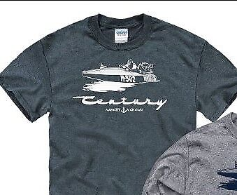 CENTURY BOATS HURRICANE in Dark Grey