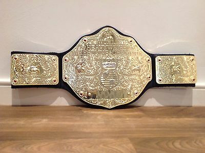 2010 Mattel Wwe Wwf World Heavyweight Attitude Champion Wrestling Belt Kid Toy