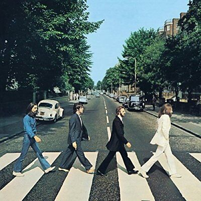 New: THE BEATLES - Abbey Road (Remastered) CD w/ Rare Photos & Liner Notes