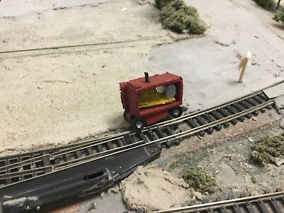 N Scale CircusGenerator wagon resin cast & hand painted