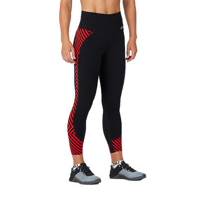 2XU Women's Fitness Hi-Rise 7/8 Compression Tights