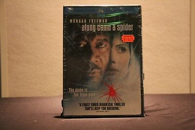 Along Came a Spider (DVD, 2001) - New