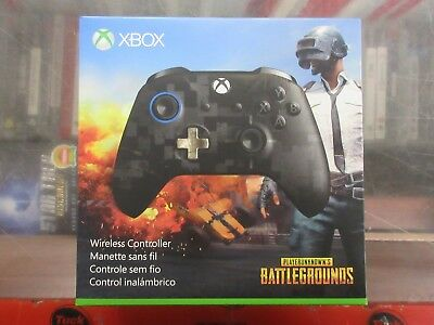 BRAND NEW Xbox One X Controller Playerunknown's Battlegrounds Limited Edition
