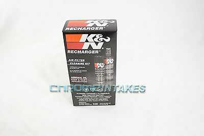 K&N Recharger - Air Filter Cleaner Kit -*Free Shipping With Purchase Our Intake*